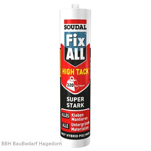 SOUDAL Fix All High Tack, weiß